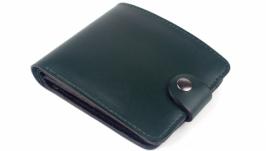 Кожаное портмоне П1-06