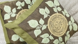 подушка ′Серце дерева′