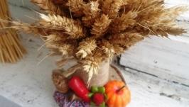 Оберіг з пшениці