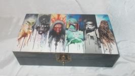 Купюрница Star Wars