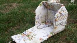 Домик-сумка для игрушек