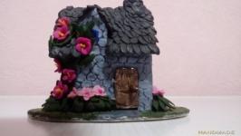 Сказочный домик. Подарок, предмет декора