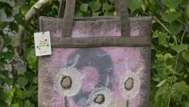 сумка женская ручной работы