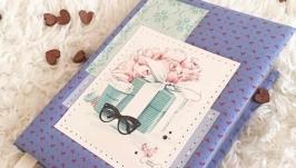 Блокнот ′′Tiffany′′ формат А6