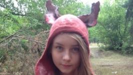 Валяная шапка ′Патрикевна′