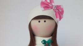 Текстильная кукла ручной работы