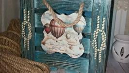 Ящичек ′Воздушный шар′