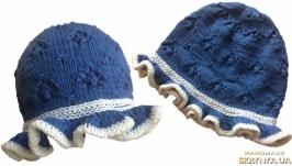 Детская панама шапочка