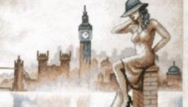Картина ′Туманный Альбион′