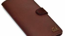 Женское кожаное портмоне