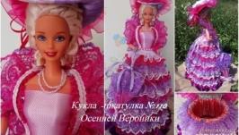 кукла шкатулка №110