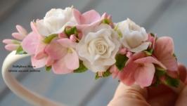 Аиша. Обруч с цветами