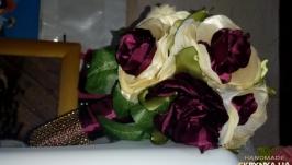 Букет-дублер Крупные розы