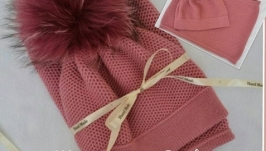 Комплект ′Розовая орхидея′