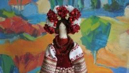 Оксана - украинская красавица