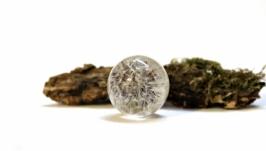 Кулон-шар с маленьким одуванчиком