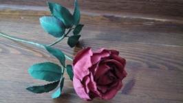 Роза з фоамірану