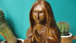 скульптура Матерь Божья