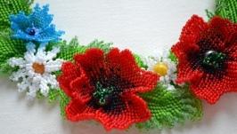 Кольє ′Польові квіти′