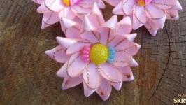 Резинки ′цветочные′
