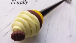 Вкусная ложка ′Ванильный кекс′