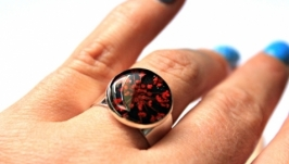 Кольцо ′Красные салюты′
