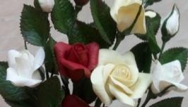 Гілочка троянд