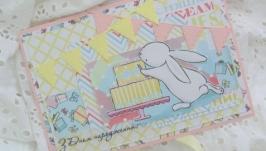 Конверт на день народження дитини