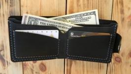 Мужской бумажник для кредитных карт и денег