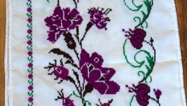 Ручная вышивка ′Рушник на иконы′