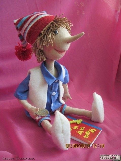 Автор кукол своими руками