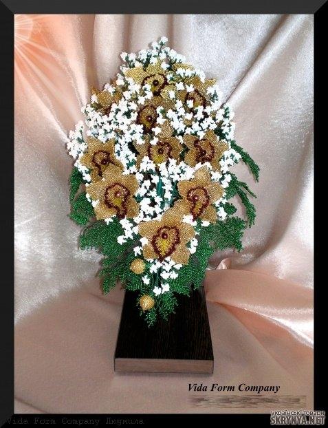 тут зображено «Орхідеї»