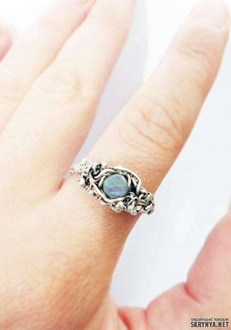 Сделать серебряное кольцо своими руками