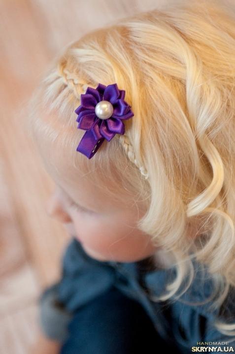 Заколки для волос для девочек фото