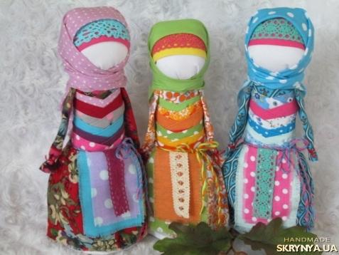 Кукла оберег своими руками на замужество