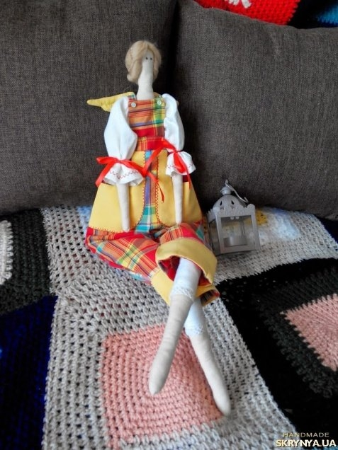 Какого размера кукла тильде