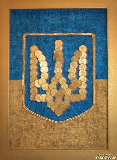 Сделать своими руками герб