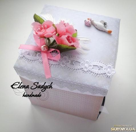 Подарок на выписку из роддома маме
