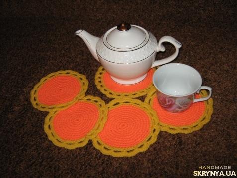 Подставка на чайник как сделать