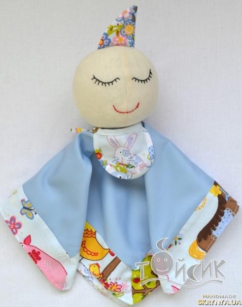 тут зображено Текстильна іграшка для немовлят Тойсик
