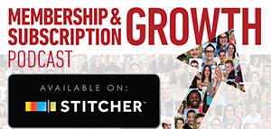Breakthroughs that are Game-Changers for Membership and Subscription Growth