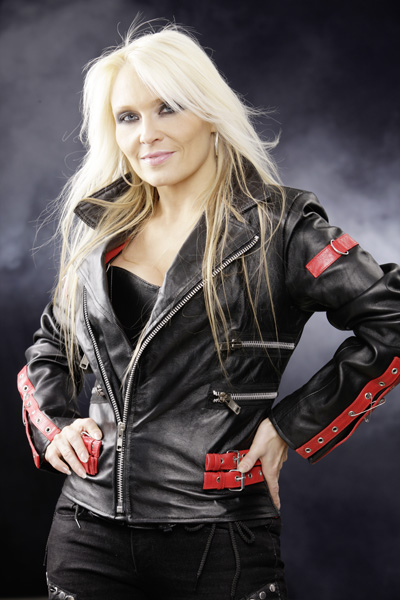 "Doro All Set to Guest on ""That Metal Show"""