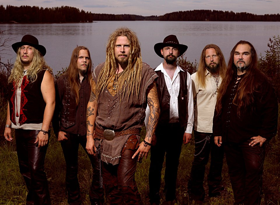 Korpiklaani Release Brand New Track on YouTube