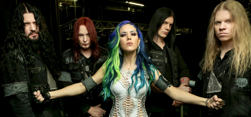 Michael Amott Says To Expect A New Arch Enemy Album In 2017!