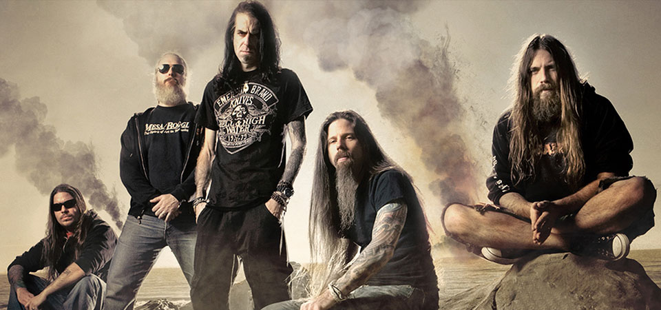 Watch Lamb Of God's Full Set From Rock In Rio!