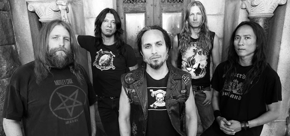 "Watch Death Angel Perform ""You're a Mean One, Mr. Grinch"" Live In California!"