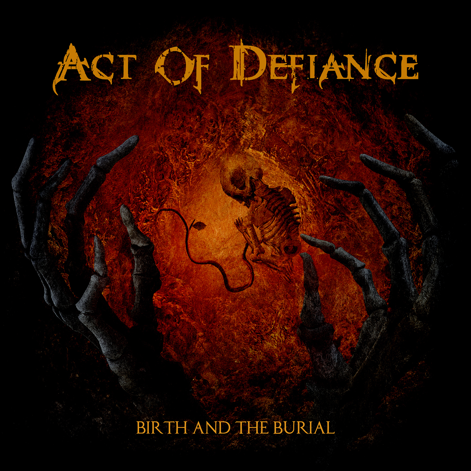 Act of Defiance - Cover