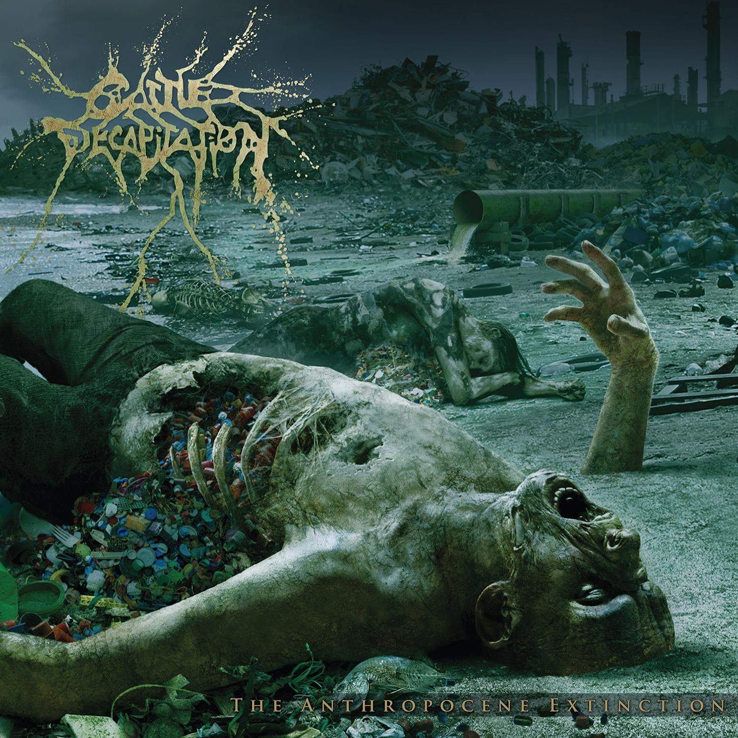 Cattle Decapitation -  Cover