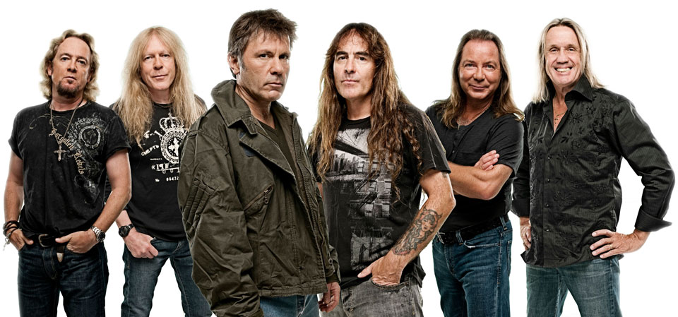 """Iron Maiden Releases """"A Christmas Cheers"""" Video To Fans All Over The World!"""