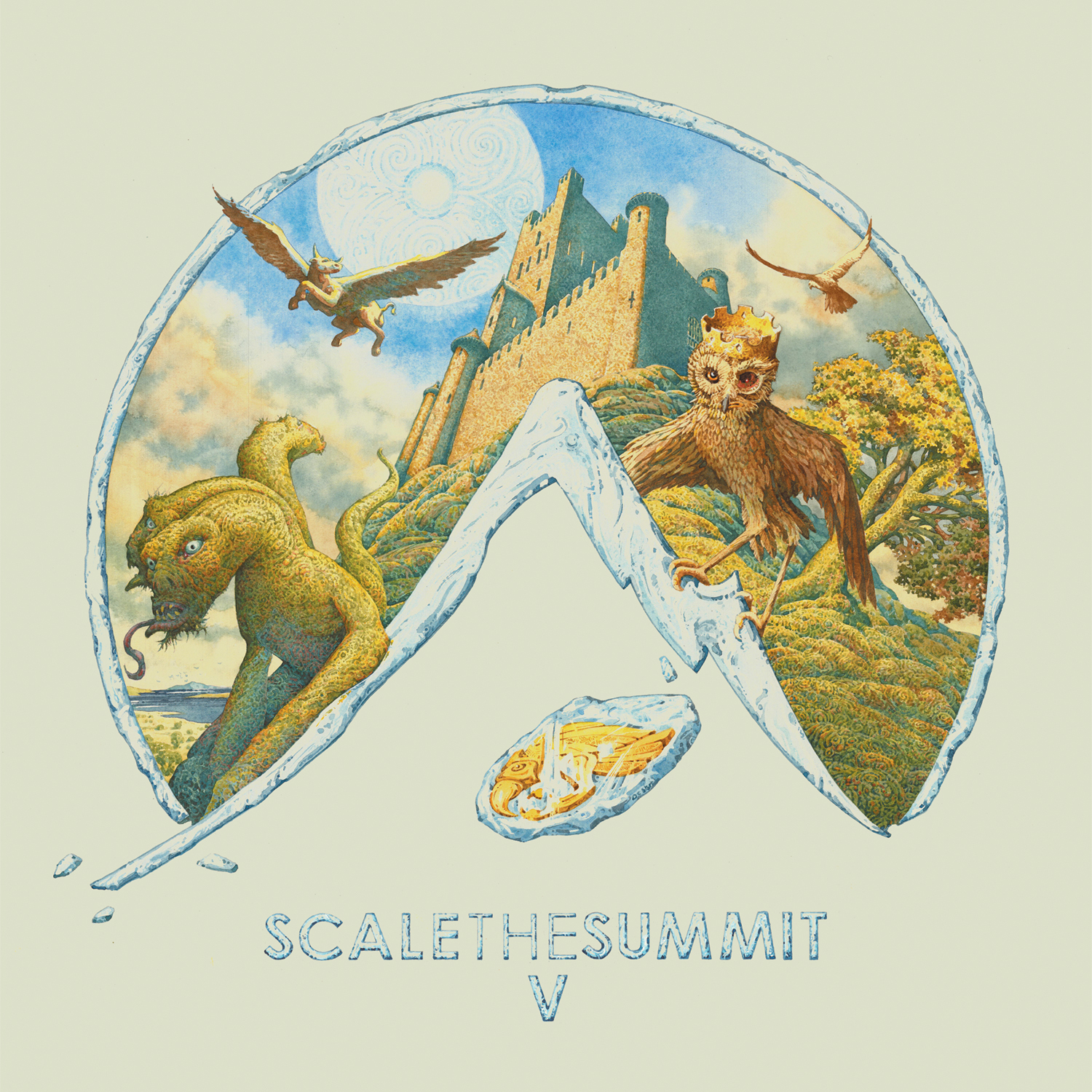 Scale the Summit - V